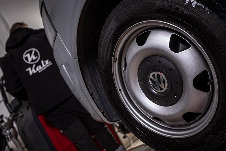 Merkkihuolto Volkswagen, Audi, Skoda, Seat